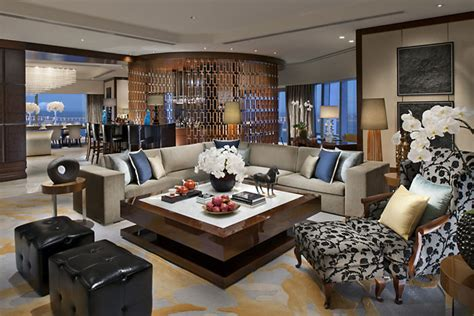 Living Room Pub York Suite Presidencial Hotel Mandarin De Macao