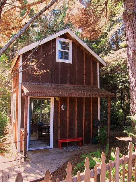 tiny house rental mendocino coast rental