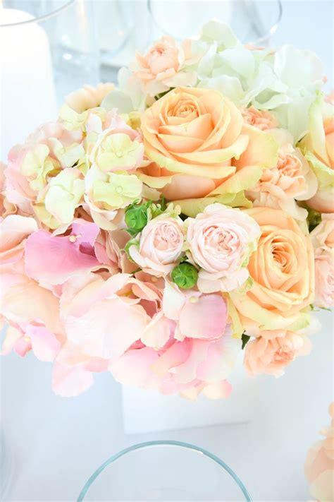 Tischdekoration Hochzeit Apricot by 7 Besten Apricot Rosa Bilder Auf Blumendeko