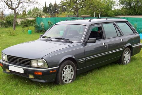 peugeot 505 usa 1985 peugeot 505 gl break automatic related infomation