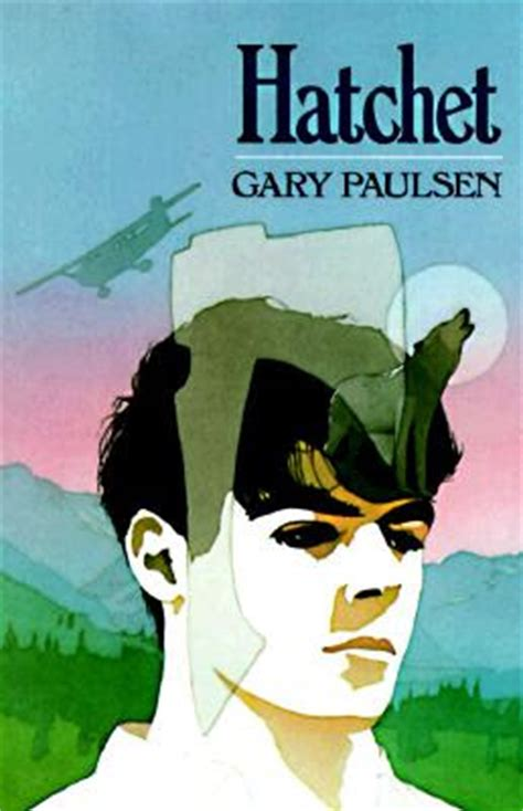 hatchet the book pictures books that keep me up all gary paulsen s hatchet