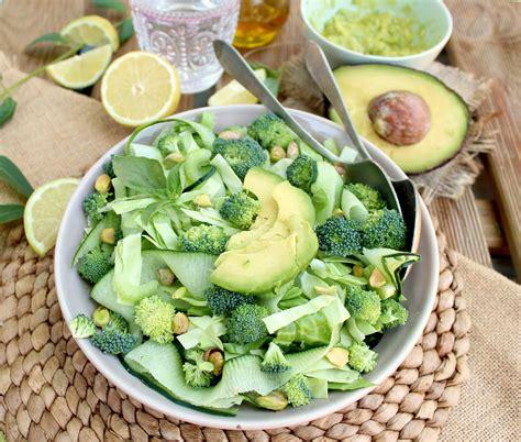 Detox Salada by Green Detox Salad Earthly Taste