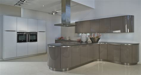 Kitchens With Two Islands by Kitchen Finish Luxury Gloss Kitchen Finishes