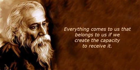22 Best Rabindranath Tagore Quotes ? WeNeedFun
