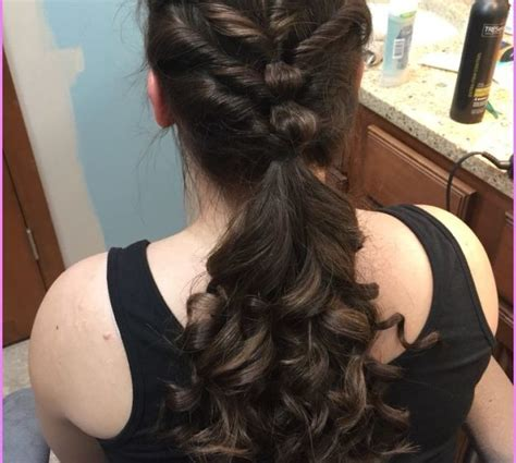 Hairstyles For School Dances by Hairstyles For School Dances Fashion Tips