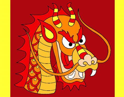 testa di drago disegno testa di drago colorato da bianca03 il 26 di
