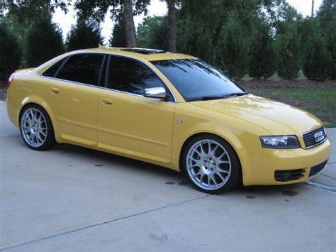 Audi Bbs Rims by Audi Imola Yellow Audi S4 B6 With Bbs Ch Rims