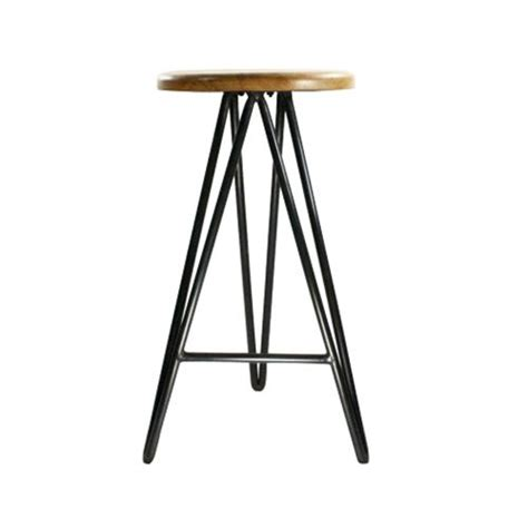 Bar Stools That Supports 300 Pounds by Industrial Modern Bar Stool 15x30 Dotandbo