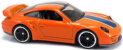 Hot Wheels Porsche by Porsche 911 Gt2 65mm 2010 Hot Wheels Newsletter