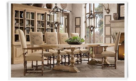 Restoration Hardware Dining Room Would Want To Entertain Every Rooms Restoration Hardware