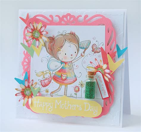 mothers day card to make how to make a s day card mums days
