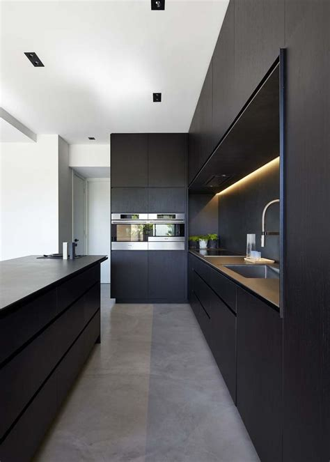 black kitchen furniture best 25 black kitchens ideas on kitchens
