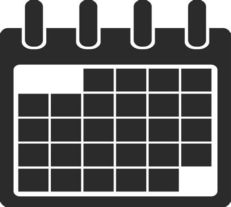 Calendar Icon Vector Free Vector Graphic Calendar Icon Minimalist Time