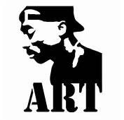 2pac Stencil By ARTpulse On DeviantArt