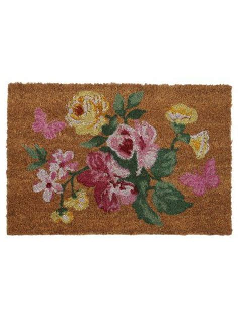 Flower Doormat - 17 best images about floral door mat inspiration on