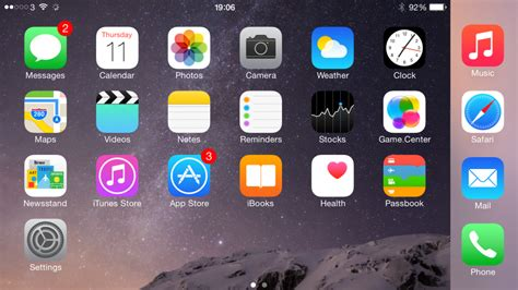 landscape layout iphone 6 plus iphone 6 plus review round up like a mini ipad mini but