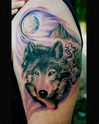 Entertainment Portal For All Wolf Tattoos