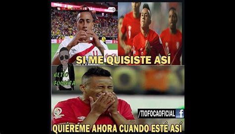 Memes De Peru Vs Colombia - per 250 vs colombia memes de la eliminaci 243 n de la selecci 243 n