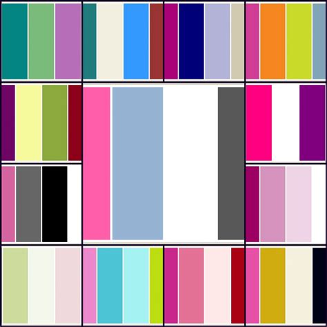 color combinations www weddingcandynow wedding color combinations