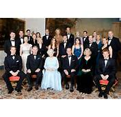 The Royal Family In Order Of Precedence