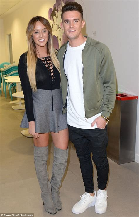 kinky geordie shore s gary beadle and charlotte crosby charlotte crosby s instagram after ex gaz beadle got cosy