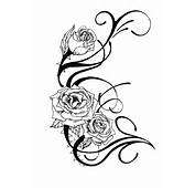 Rose Tattoo Design By Csdesigns83 Designs Interfaces