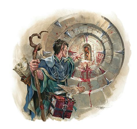 The Monk Who Cast A Spell the of spellcasting dungeons dragons