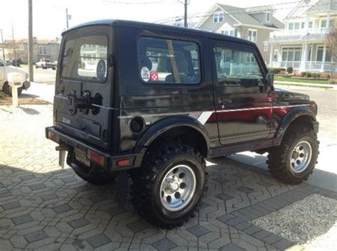 purchase used 1988 suzuki samurai jx sport utility 2 door