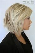 Mint Green Bobbed Hair Cuts