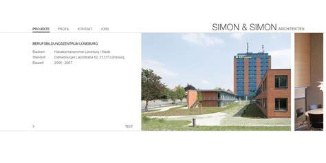Architekt Celle by Webdesign Architekten Simon Simon Celle Filavision