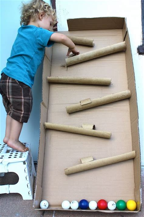 Things You Can Make Out Of Toilet Paper Rolls - 8 things to do with a cardboard boxes coffsforkids
