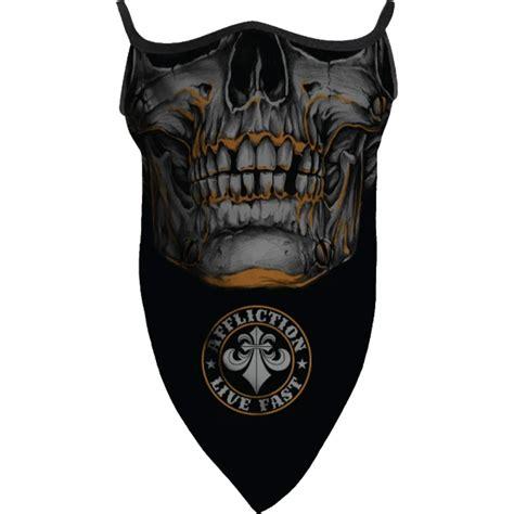affliction garage dusk mask    print