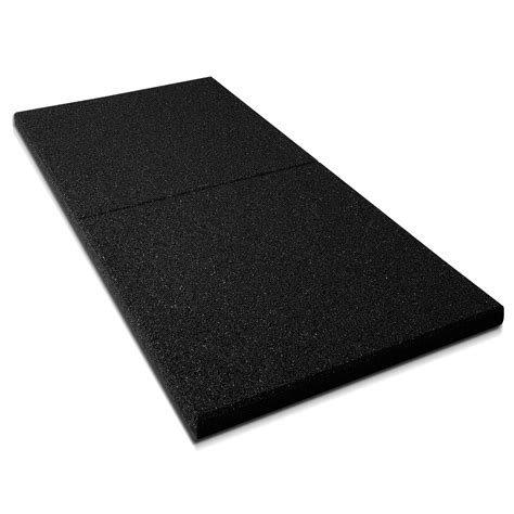 rubber safety floor tiles set of two