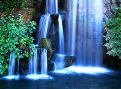 Beautiful Waterfalls Desktop Background