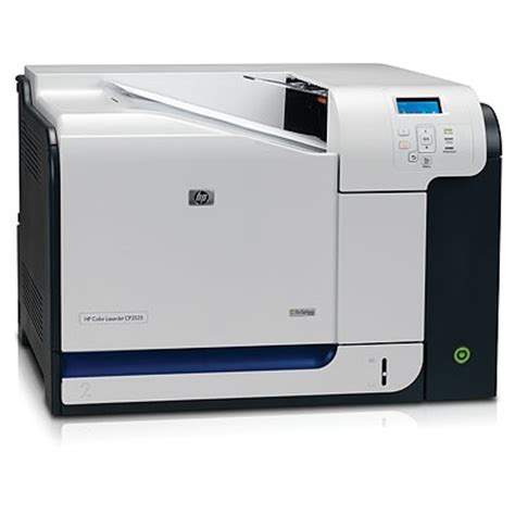 hp color laserjet cp3525 printer drivers