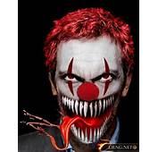 Scary Clown  Clowns Photo 21187666 Fanpop