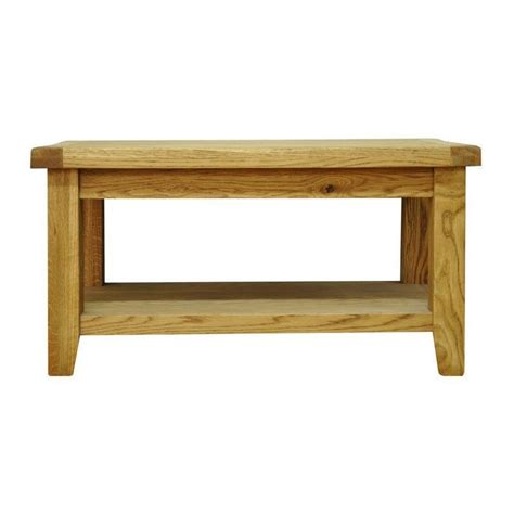 Buy Small Coffee Table Montacute Oak Small Coffee Table Buy At Qd Stores