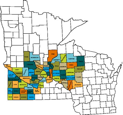 our service areas second harvest heartland