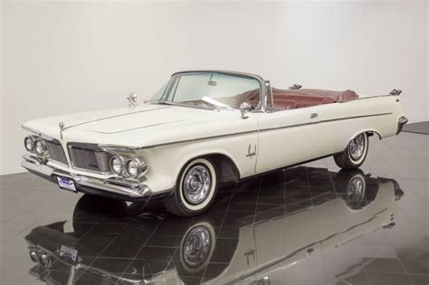 1962 chrysler imperial for sale 1962 imperial crown convertible for sale
