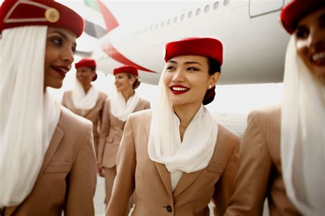 Cabin Crew In Uae by The Airline Emirates Airline World Stewardess Crews