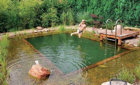 Wasserfälle Im Garten 1281 by Schwimmteich Anlegen