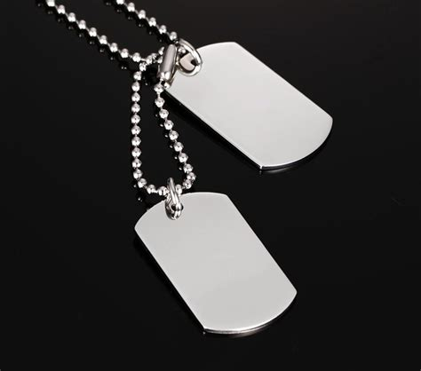 tag necklaces buy wholesale tag necklaces from china tag necklaces wholesalers