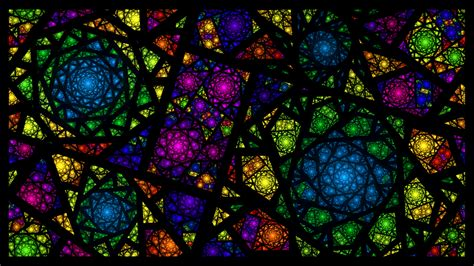 how to do stained glass art