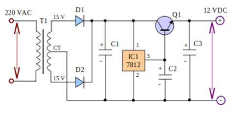 Power Supy 5v 5a Murah Kecil rangkaian power supply audio lifier big power