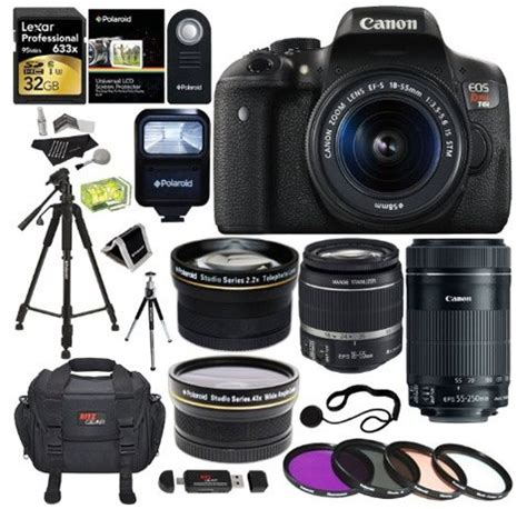 best canon t6i bundles and cheapest deals in 2018 | best