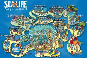 amusement parks california map sea aquarium thrillz the ultimate theme park