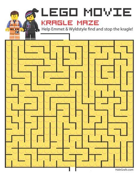 printable batman maze printable game lego movie pinterest lego game and maze