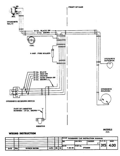 Delco Voltage Regulator Wiring Diagram 1972 - Wiring Diagram
