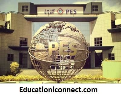Pes Mba Fees by Pes Fee Structure 2018 19 Pesu Pes Edu