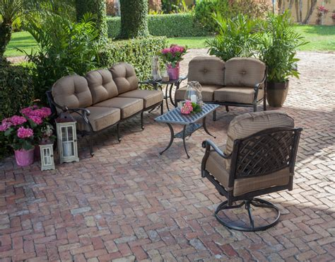 castle rock outdoor living traditional patio miami